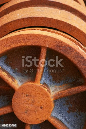 istock Pulley Background 696540796