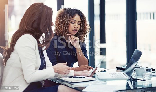 istock Pulling off productivity with all the right apps 672972752