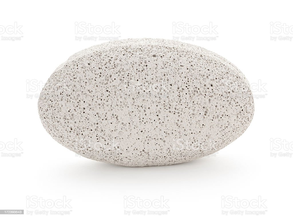 Pumice Stone royalty-free stock photo