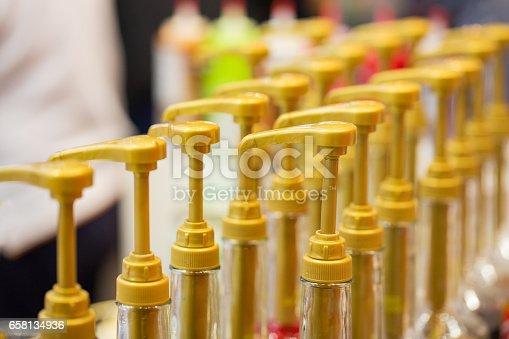istock Pump bottle 658134936