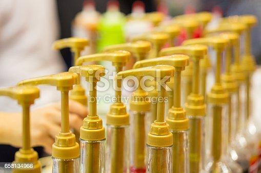 istock Pump bottle 658134966
