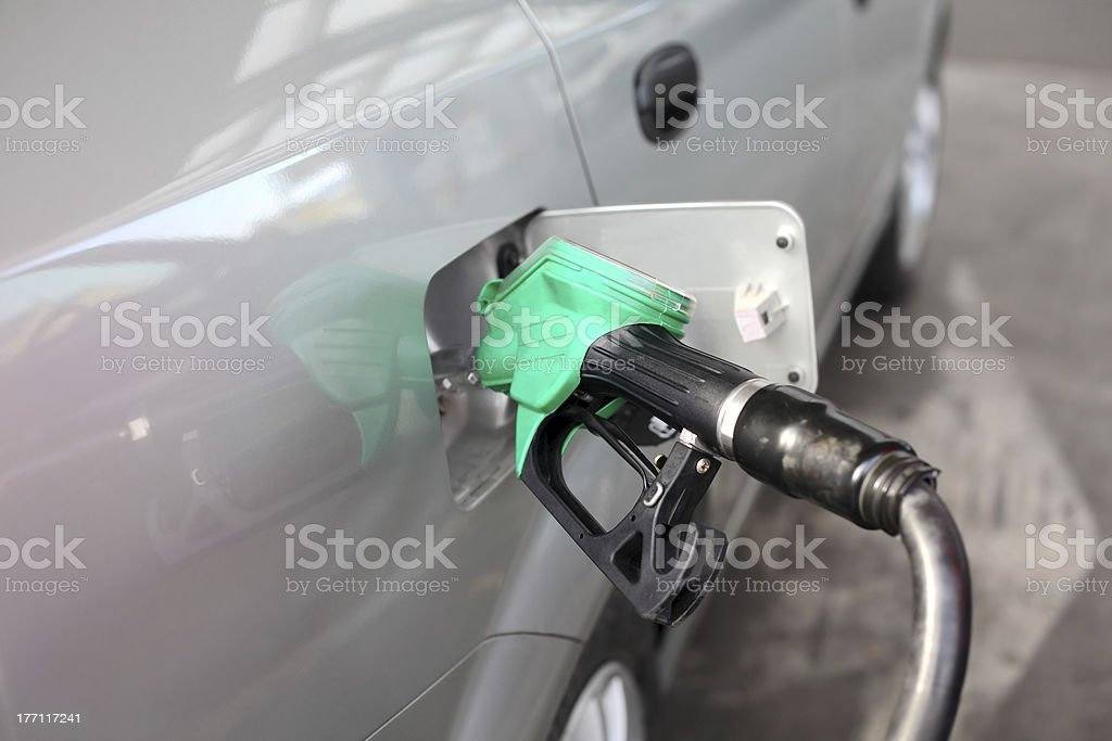 Pump royalty-free stock photo