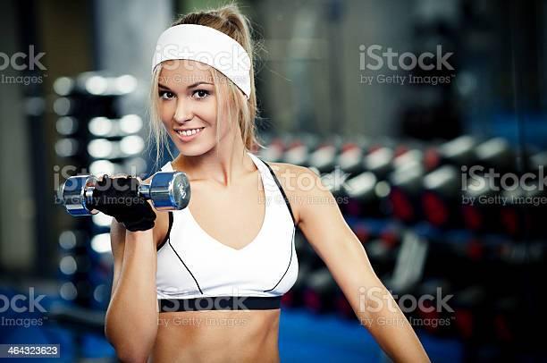 De Bombeo Biceps Foto de stock y más banco de imágenes de Discoteca