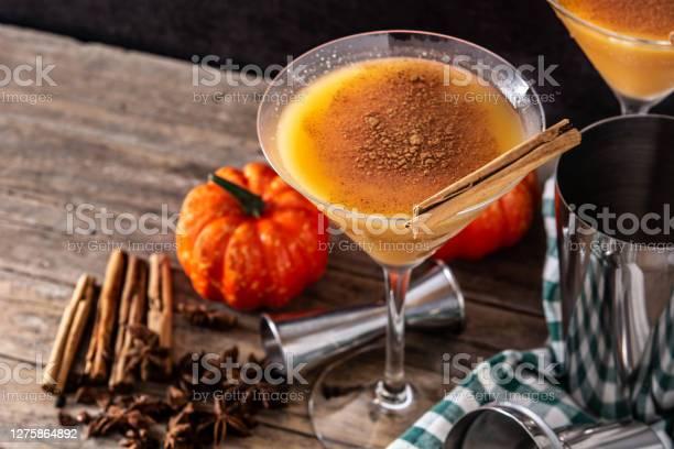 Photo of Pumpkin cocktail