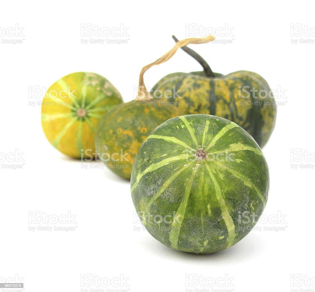Pumpkin decorative royalty-free stock photo