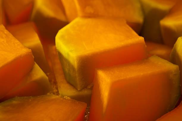 Kürbis-Dessert – Foto