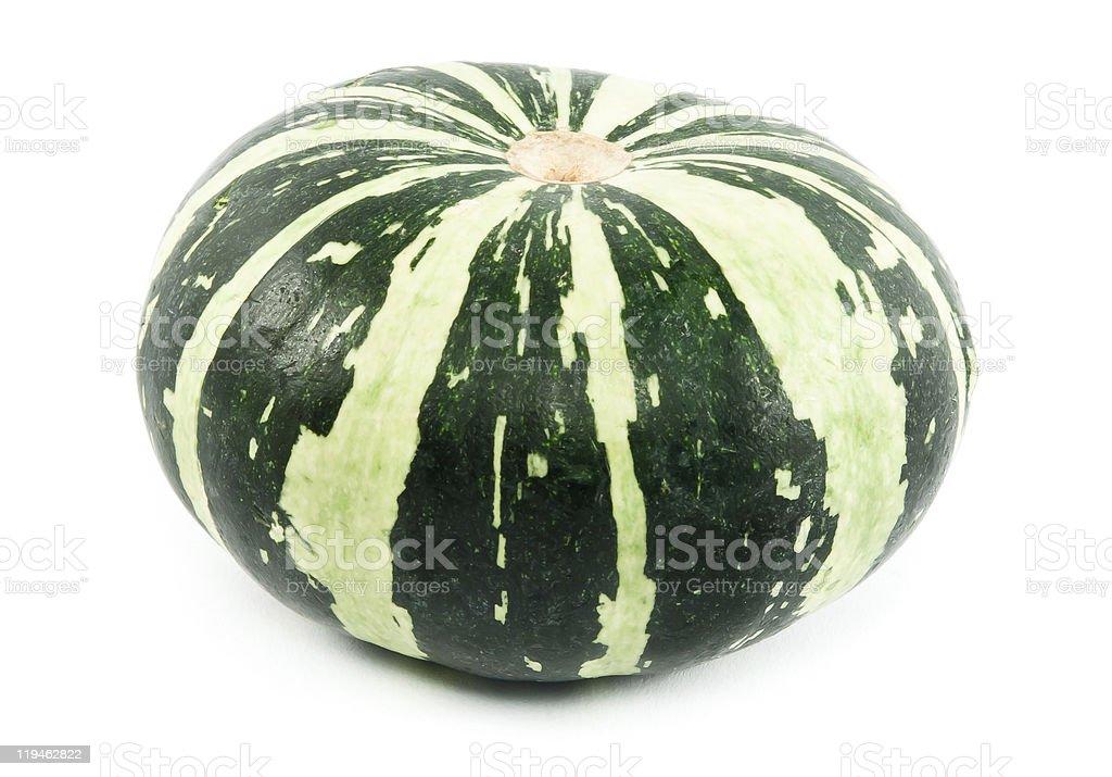 Pumpkin from Latin America royalty-free stock photo