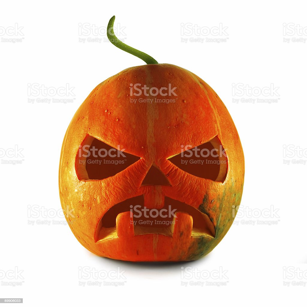 pumpkin royalty-free stock photo