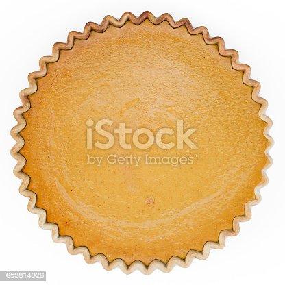 istock Pumpkin Pie 653814026