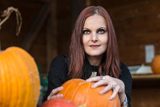 Pumpkin Sale stock photo