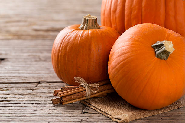 Pumpkin Spice stock photo