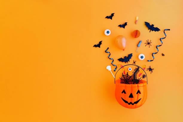 Pumpkin with halloween objects picture id1046489332?b=1&k=6&m=1046489332&s=612x612&w=0&h=vh6olfzwq0  udz8ooynrxfljrtiqzfwpceerrqs8qm=
