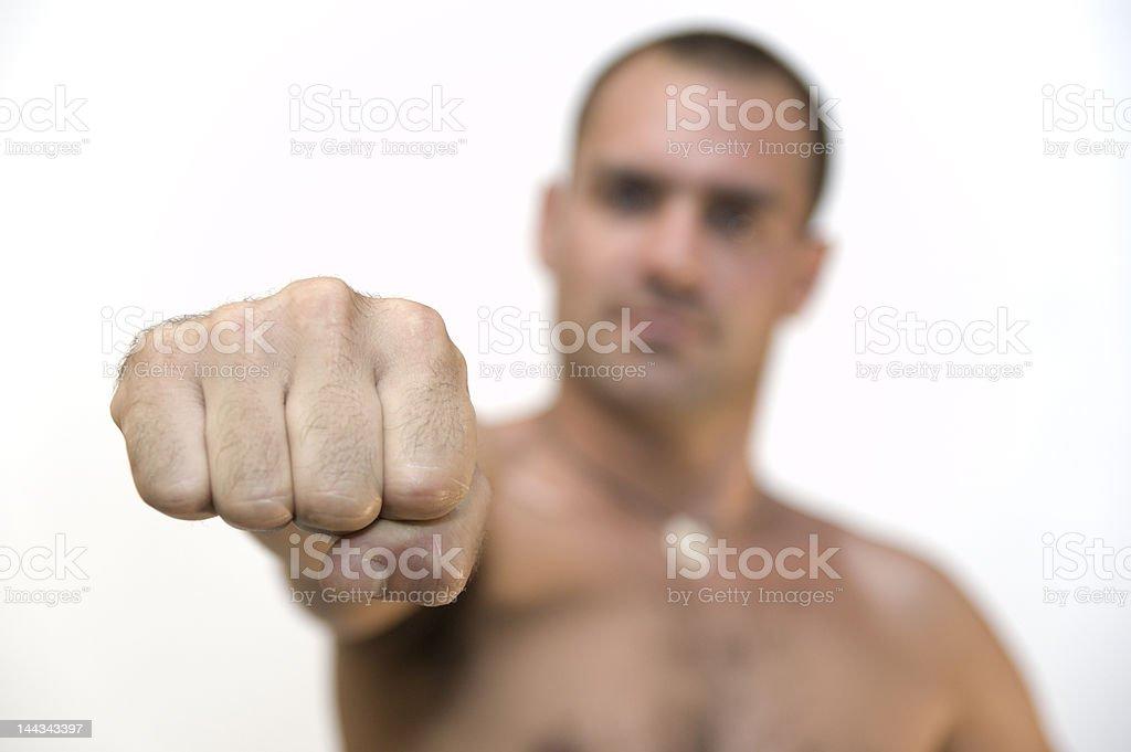 Punch stock photo