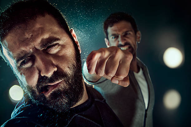 punching - punching stock photos and pictures
