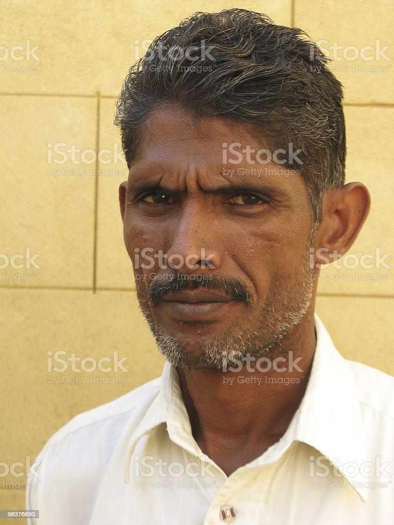 Punjabi uomo foto stock royalty-free