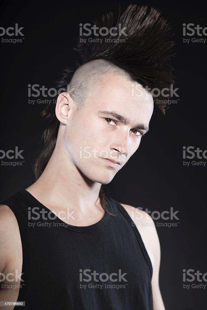 Corte de cabello de cm punk