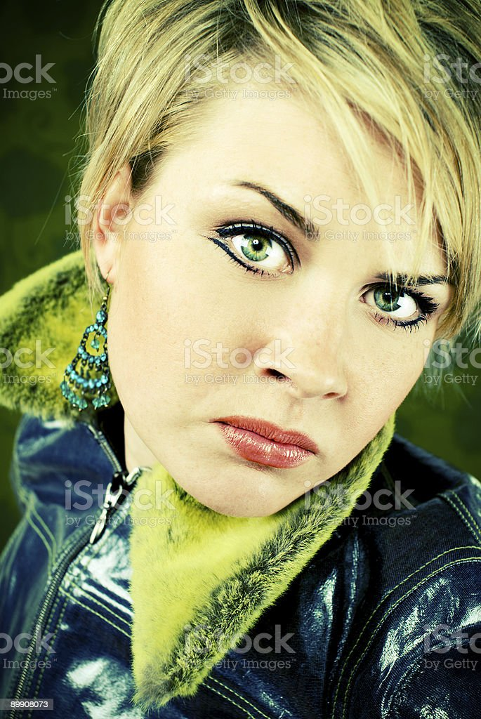 Punk royalty free stockfoto