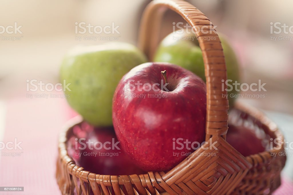 Punnet of health foto stock royalty-free
