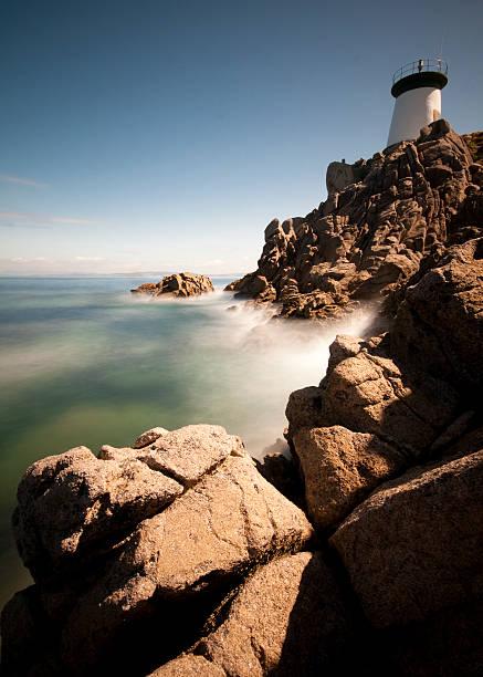 Punta Couso stock photo