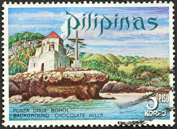 Punta Cruz, Bohol, Philippines stock photo