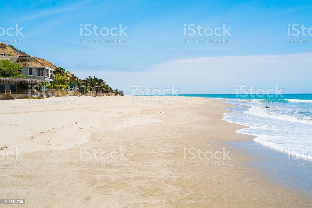 Punta Sal stock photo