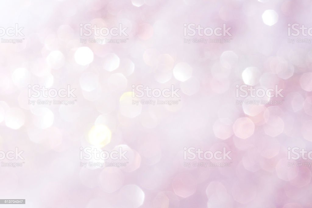 Puple and white soft lights abstract background - soft colors stock photo