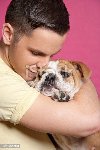 istock Puppy Love 182455765