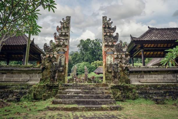 Pura Luhur Batukau Batukaru Hindu-Tempel – Foto