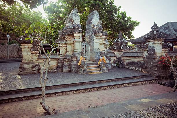 Pura Uluwatu Tempel, Bali, Indonesien – Foto