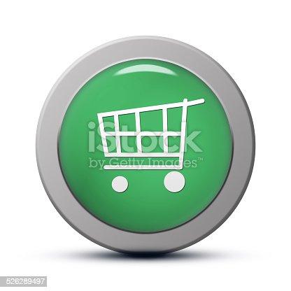 istock Purchasing cart icon 526289497