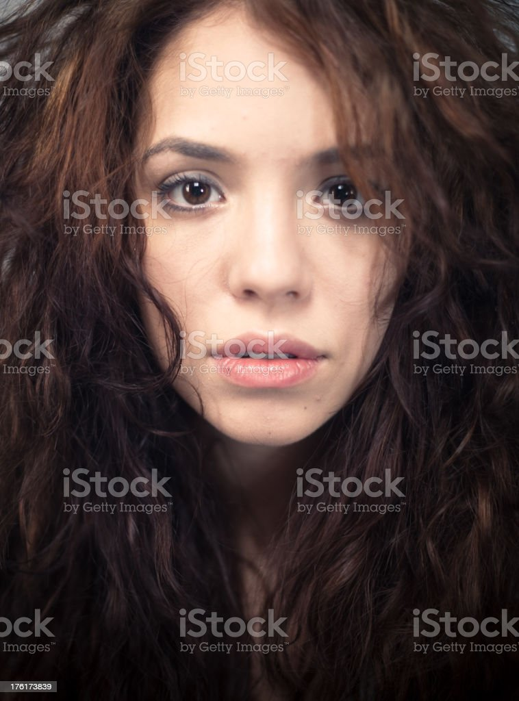 Pure and Beautiful royalty-free stock photo