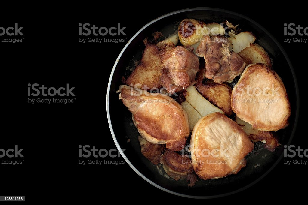Pure cholesterol royalty-free stock photo