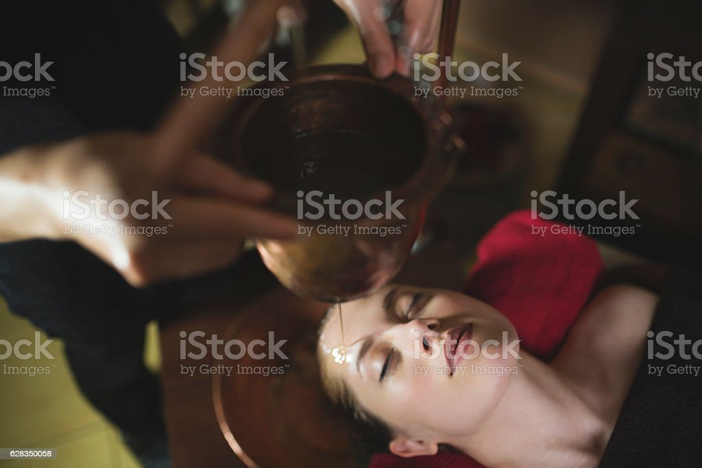 Pure Indulgence stock photo