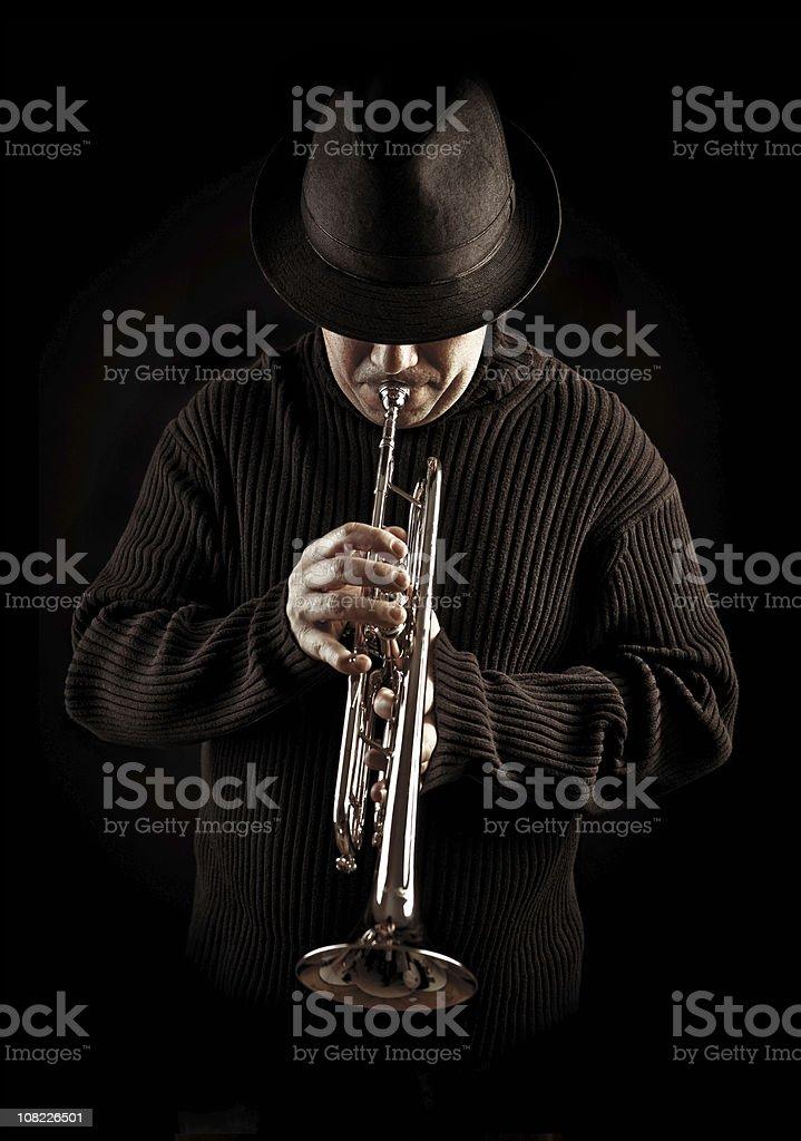 pure jazz stock photo