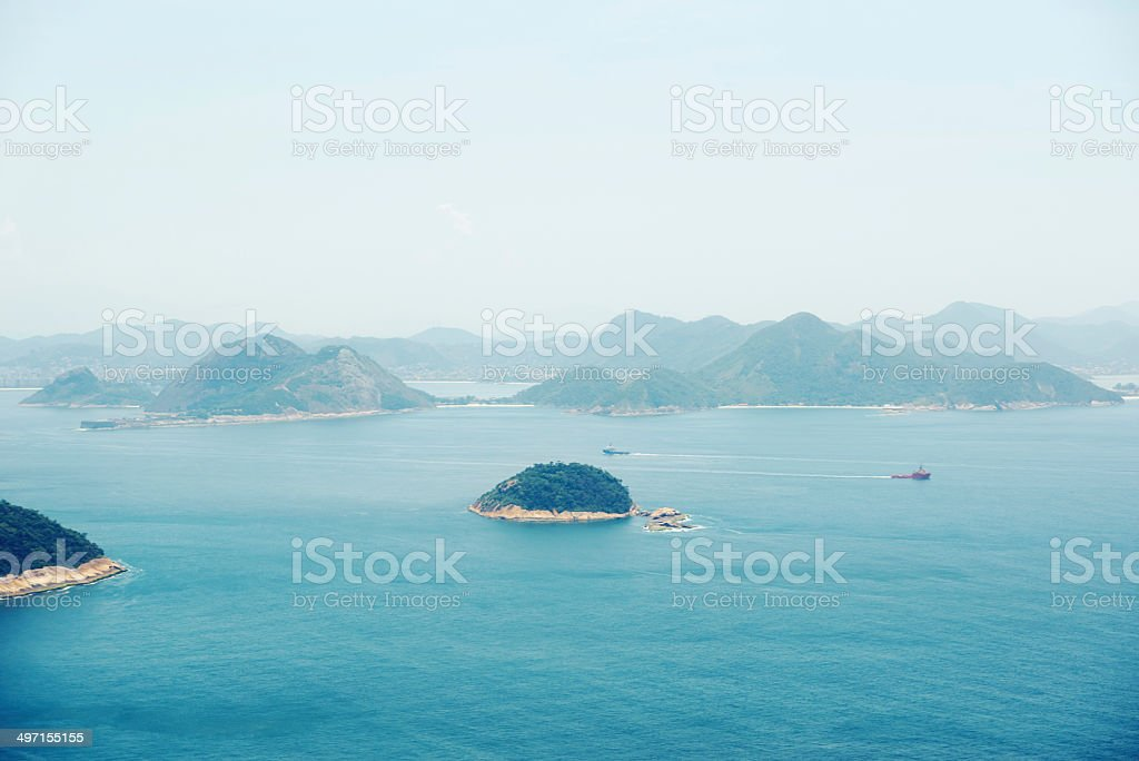 Pure natural beauty stock photo
