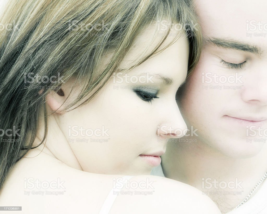 Pure Passion royalty-free stock photo