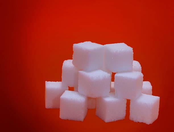 pure sugar stock photo