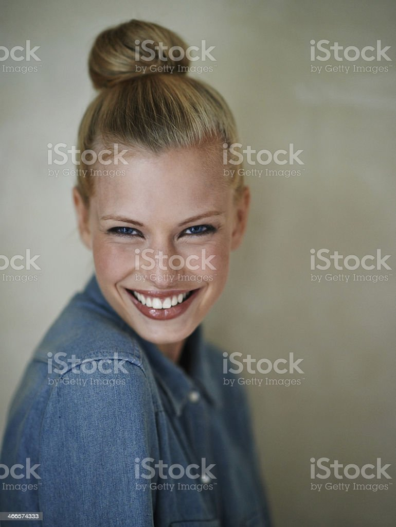 Purely natural stock photo