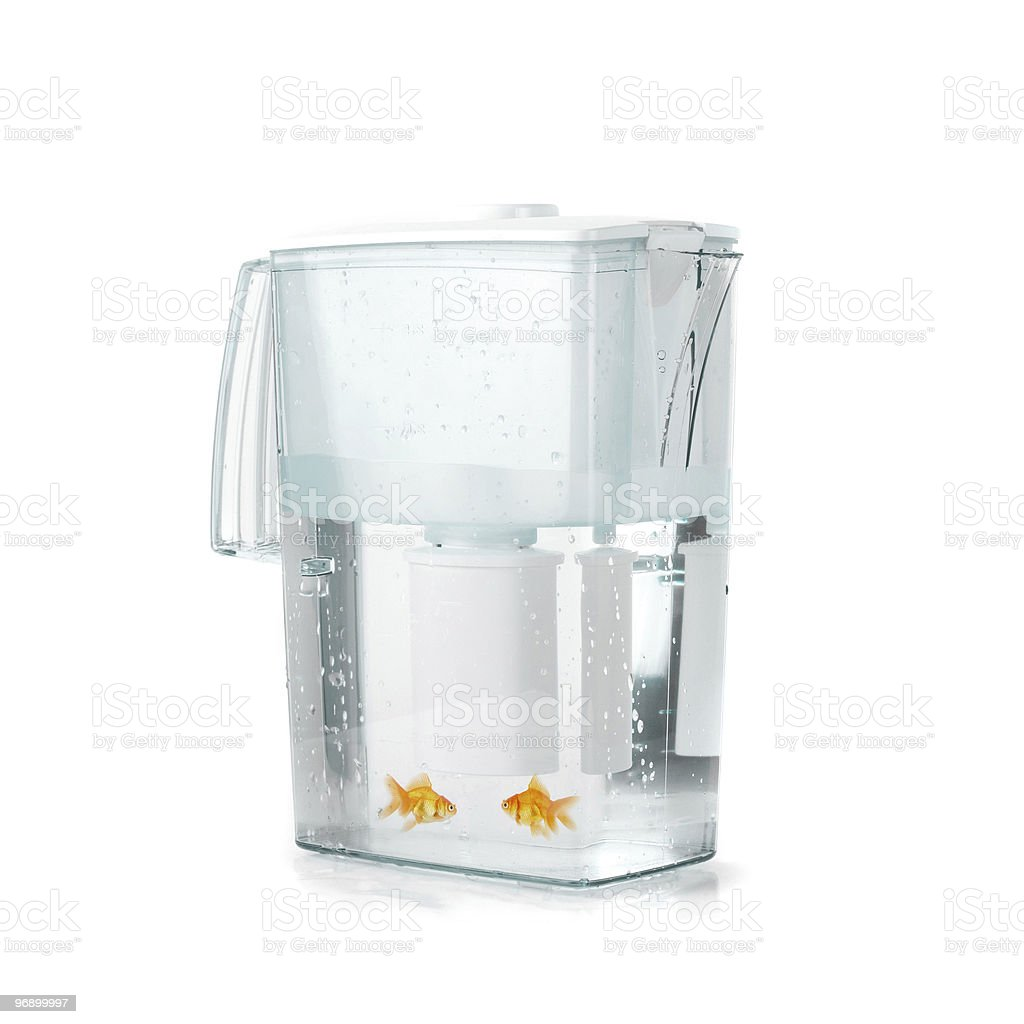 Purity water royalty-free stock photo