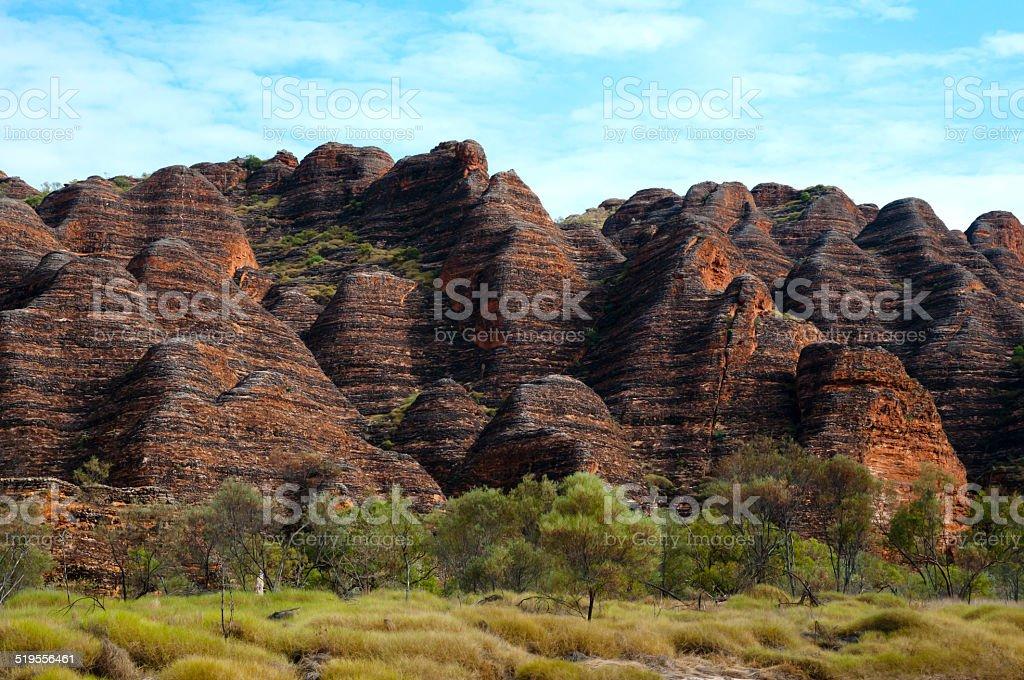 Purnululu National Park - Australia stock photo