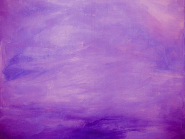 Purple Abstract acrylic background stock photo