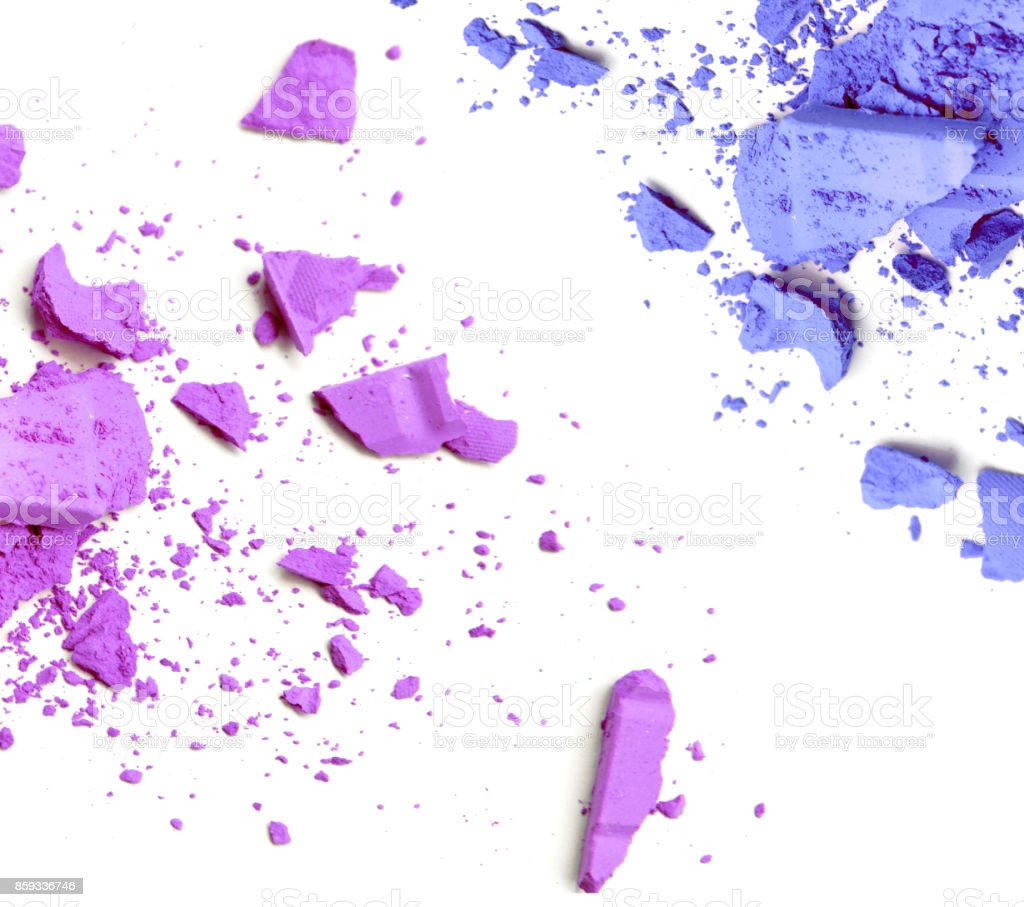 purple and blue crushed make up color powder stock photo more pictures of backgrounds istock. Black Bedroom Furniture Sets. Home Design Ideas