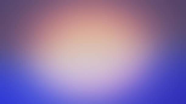紫色和藍色消光模糊運動大氣抽象背景 - 懷舊色調 個照片及圖片檔