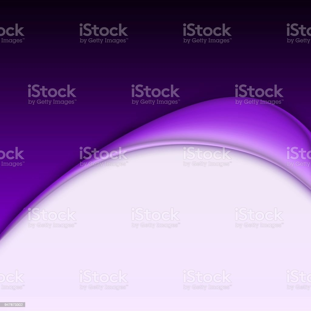 Purple and white abstract background stock photo