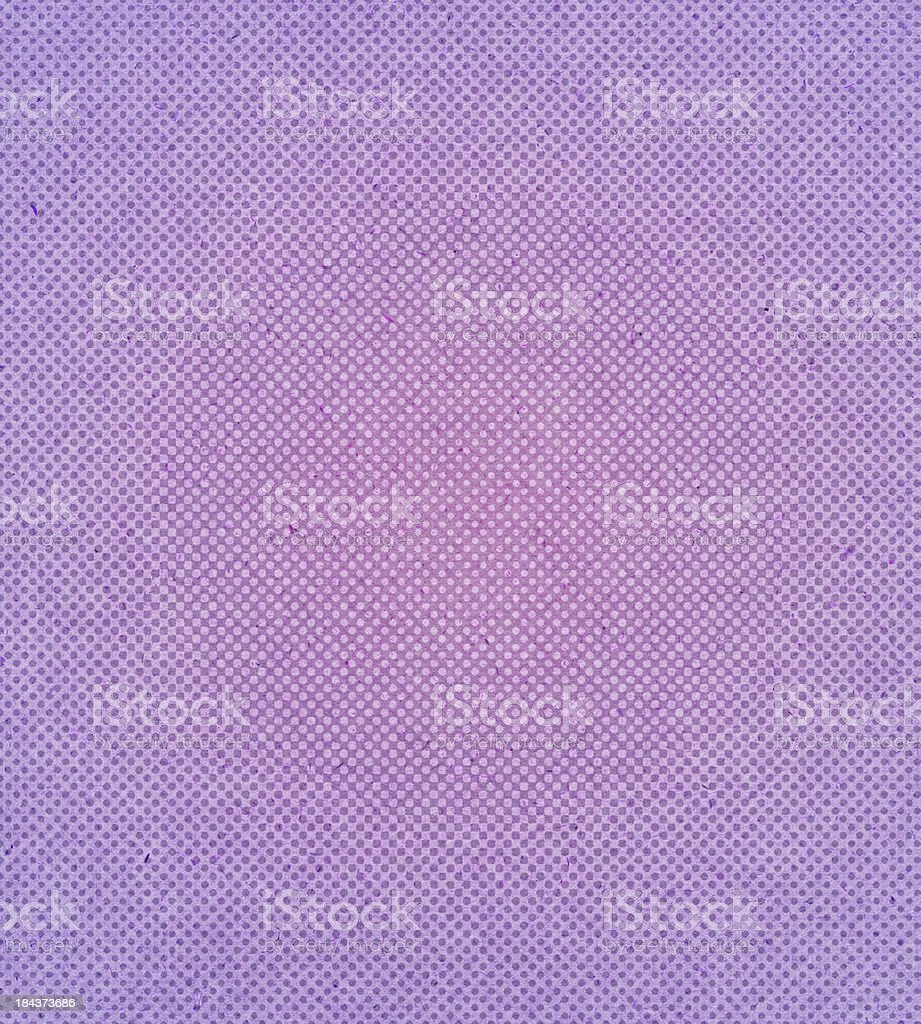 purple antique paper with halftone stock photo