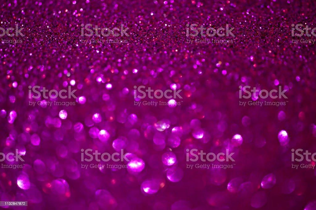 Purple Background Abstrakt Schones Blinklicht Mit