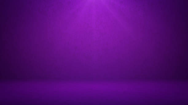 Purple Background Purple, Backgrounds, Spotlight, Wallpaper - Decor, Lighting Equipment lilac stock pictures, royalty-free photos & images