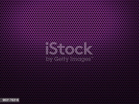 477930062istockphoto purple, black honeycomb 953176316