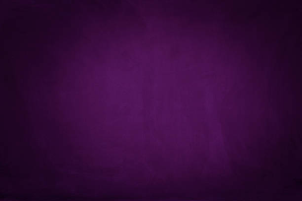 purple blackboard - violet stock photos and pictures