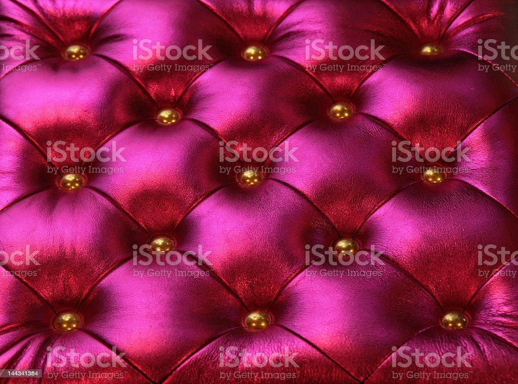 Purple chair royalty-free stock photo